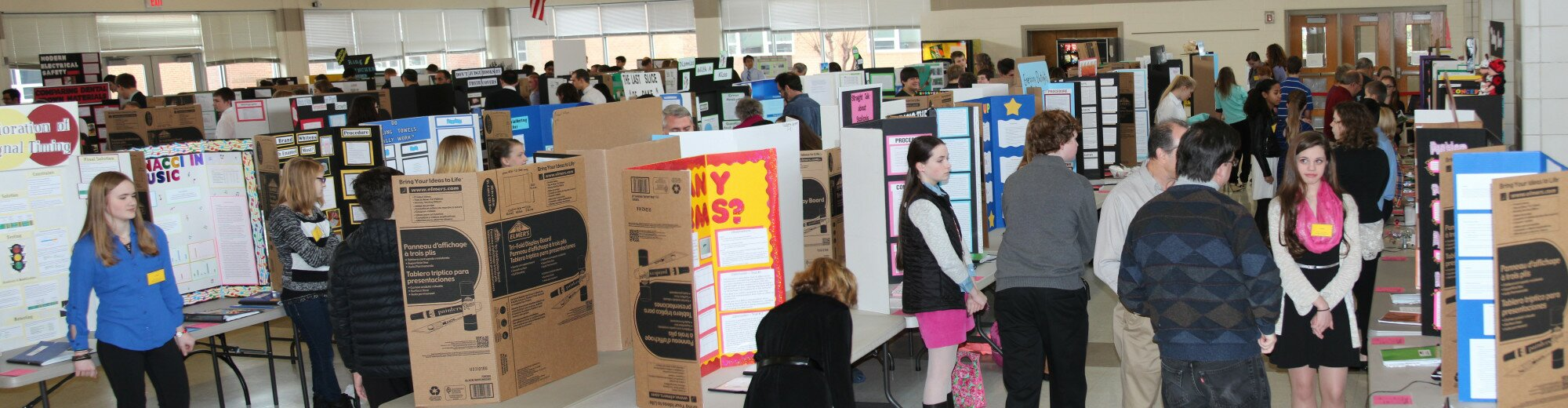 St. Mary's County – Science and Engineering Fair