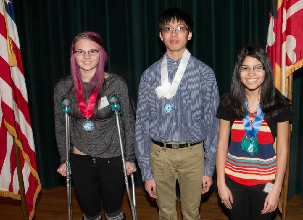 Chemistry Senior First Place, Roselyanne Cepero-Santos, Electrolysis: The Current Way to Clean Senior Second Place, Maggie Coughlen, Fermentability of Specialty Grains Senior Third Place, The Mpemba Effect: Tap vs. DI Water